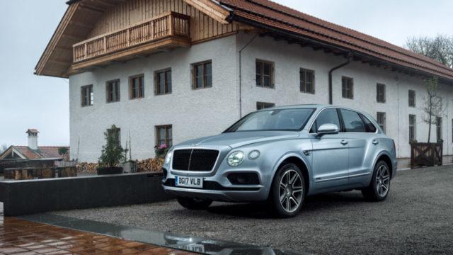 Самый быстрый идорогой дизельный SUV вмире пришел в РФ