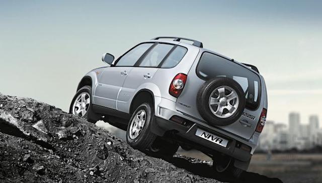 «GM-Автоваз» поднял цены на джип  Шевроле  Niva