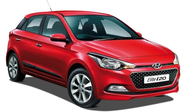 Hyundai представит в феврале три новые модели
