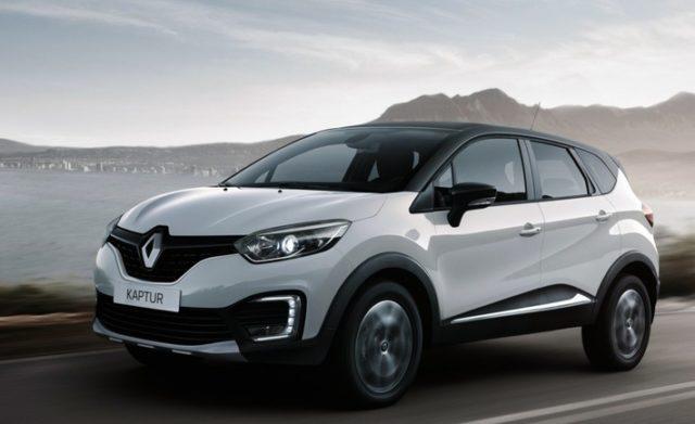 Renault Россия начинает поставки Kaptur для Делимобиль