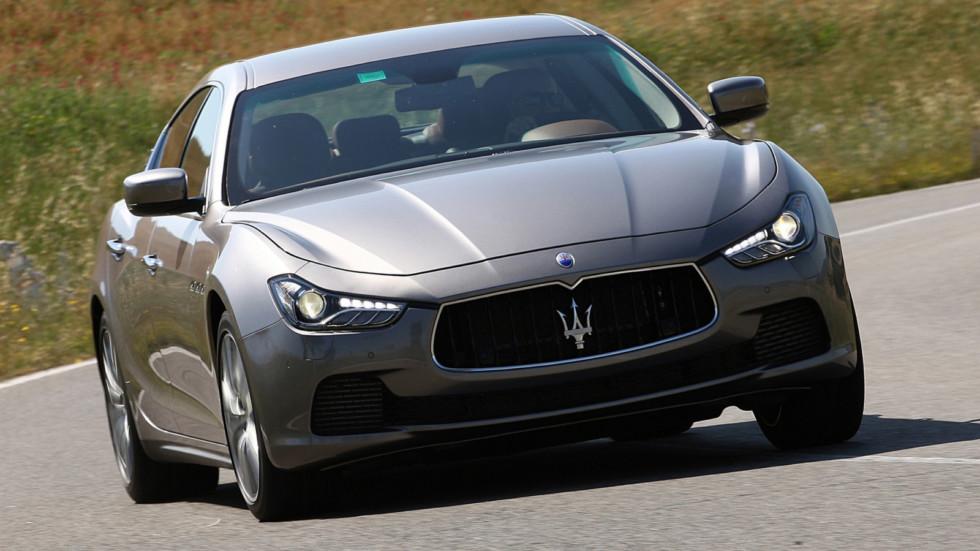 Maserati в России стали покупать в 6 раз больше