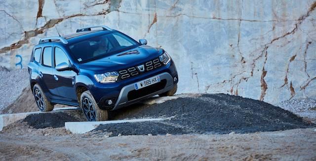 Опубликовано первое видео с тест-драйва нового Renault Duster 2018
