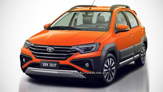 Новый кросс-хэтчбек Toyota – опубликованы первые изображения