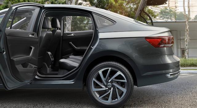 Volkswagen представила новое поколение Polo Sedan 2018 (Virtus)