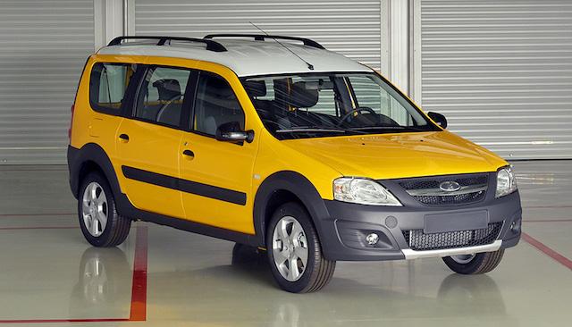 «АвтоВАЗ» отправил на Кубу 344 автомобиля Lada Vesta и Lada Largus Cross