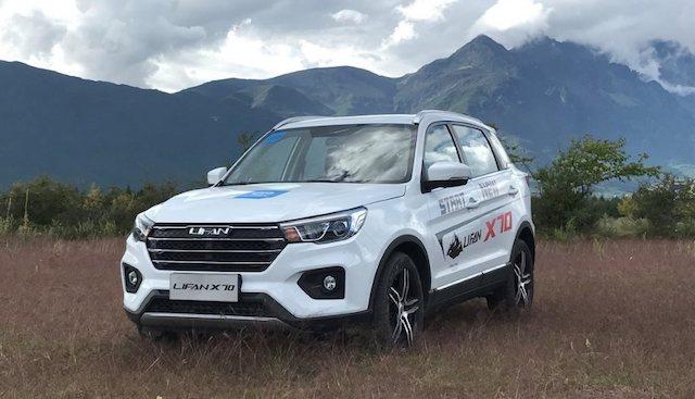 В Россию привезут кроссовер-«убийцу» Hyundai Creta от Lifan