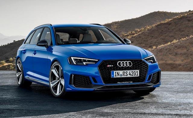 Названы сроки появления в России новой Audi с мотором от «Порше»