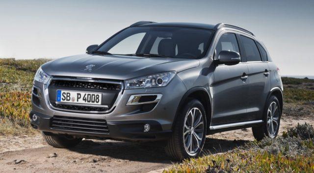 В РФ отзывают кроссоверы Peugeot и Citroen