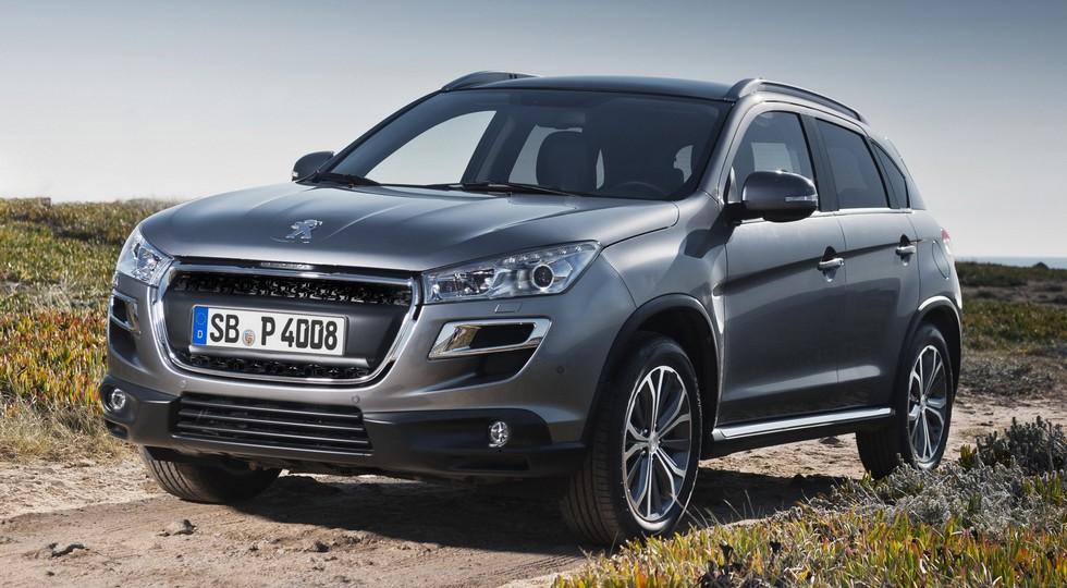 В Российской Федерации отзывают кроссоверы Ситроэн и Peugeot (Пежо)
