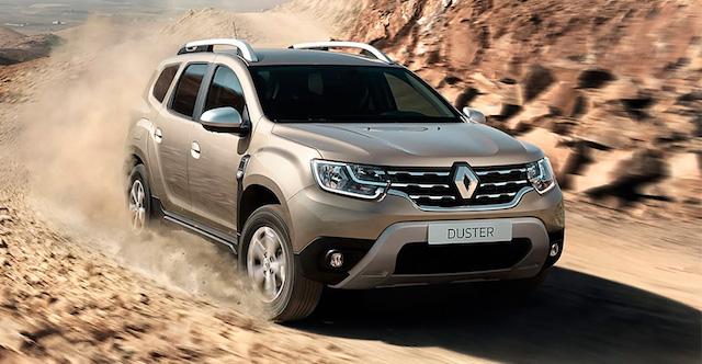 Когда новый Renault Duster доберется до России?