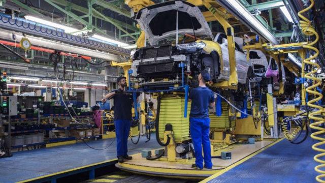 Форд запускает общее производство электромобилей в КНР