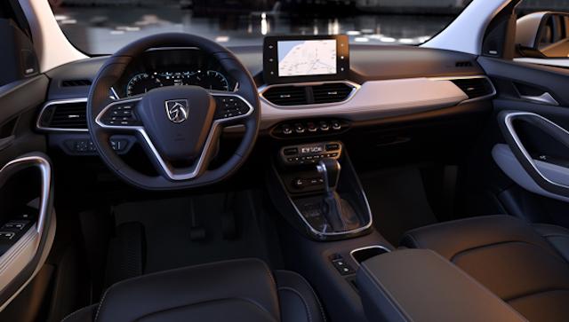 Рассекречен интерьер семиместного «убийцы» Hyundai Creta