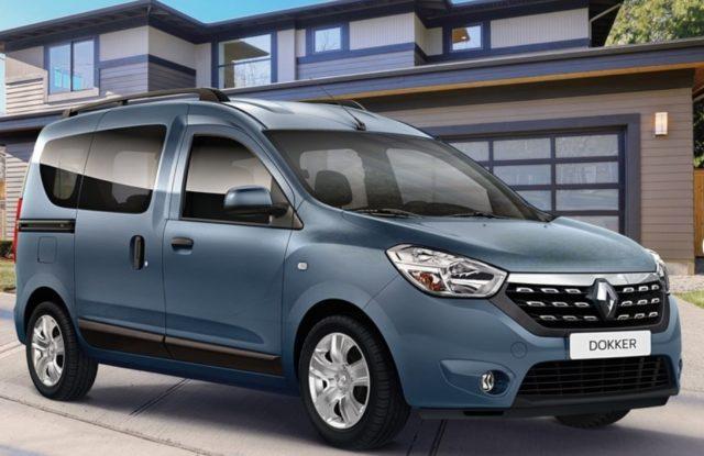 Новый Renault Dokker доехал до России