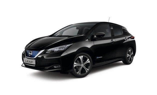 Европейский вариант электрокара Nissan Leaf отправился на конвейер