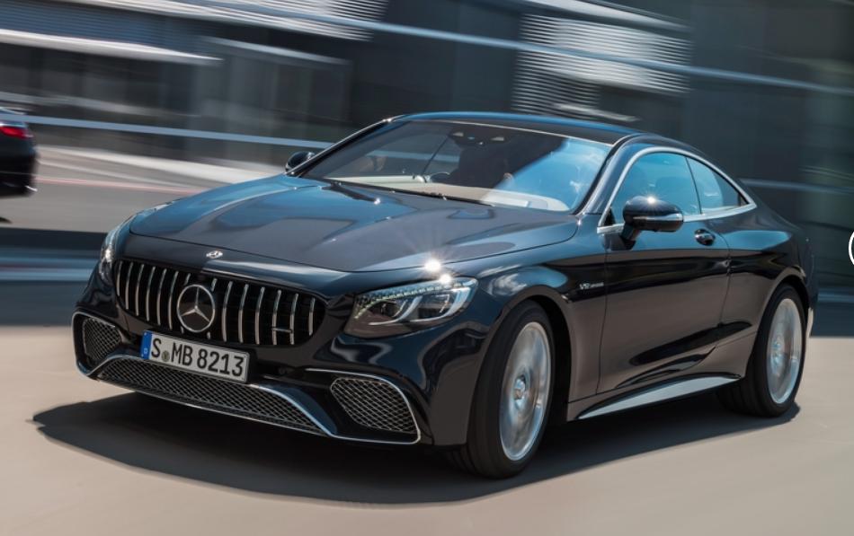 Названы русские цены на улучшенный Мерседес Бенс S-Class Coupe