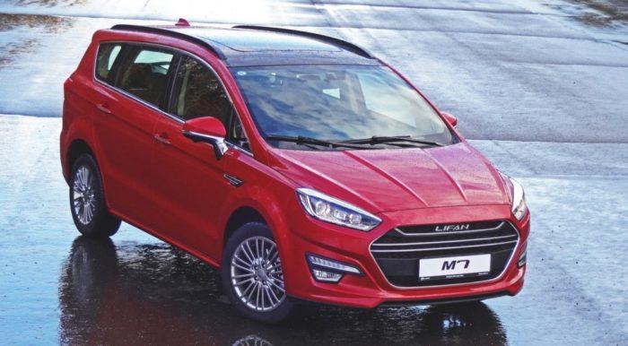 Лифан собирается выпустить на русский рынок автомобилей обновленную модель