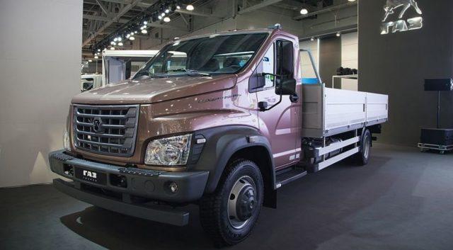 «Группа ГАЗ» приступила кпроизводству автомобилей повышенной грузоподъёмности