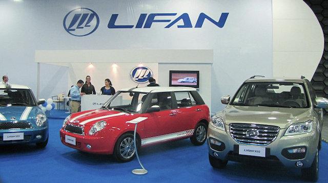 Названы самые популярные марки китайских машин в России