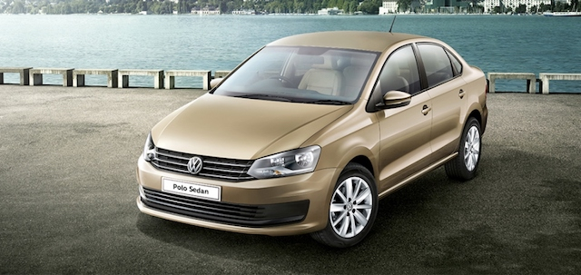 Volkswagen отзывает в РФ более 30 тыс автомобилей Polo Sedan