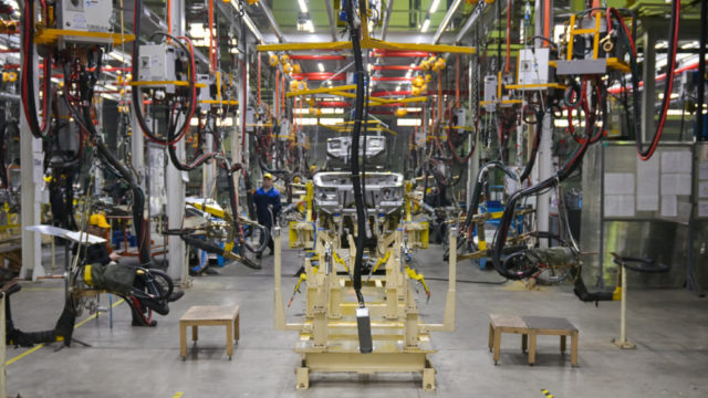 На УАЗе разрабатывают новые двигатели