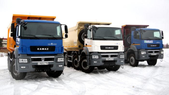 КАМАЗ собирается продать в следующем году 43 000 грузовиков
