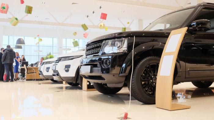 Россияне потратили триллионы рублей на покупку авто в этом году