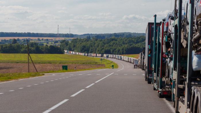 МВД урегулирует вопросы, которые связаны с перевозкой опасных грузов