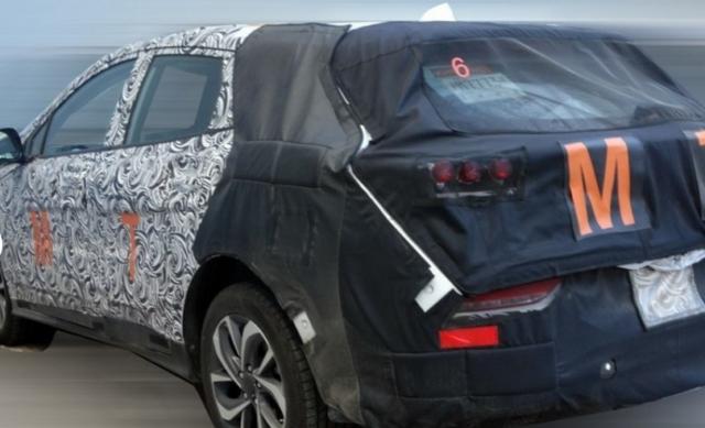 Chevrolet FNR-X проходит тесты