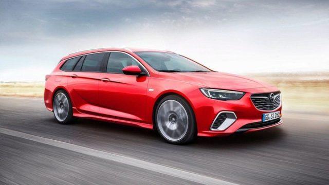 Представители  Опель  вевропейских странах  начали продажи «заряженной» версии Insignia GSi
