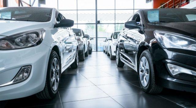 Российский рынок продаж авто снова в «плюсе»