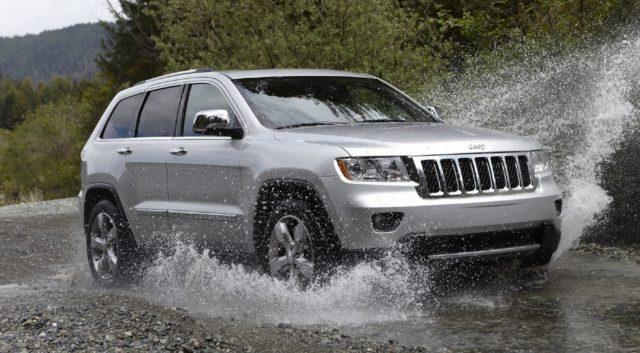 В России отзывают тысячи автомобилей Jeep Grand Cherokee