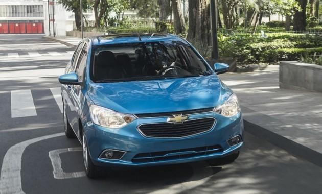 Представлен Chevrolet Aveo-2018