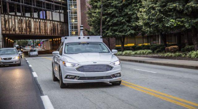 Ford разрабатывает новую модель автомобиля