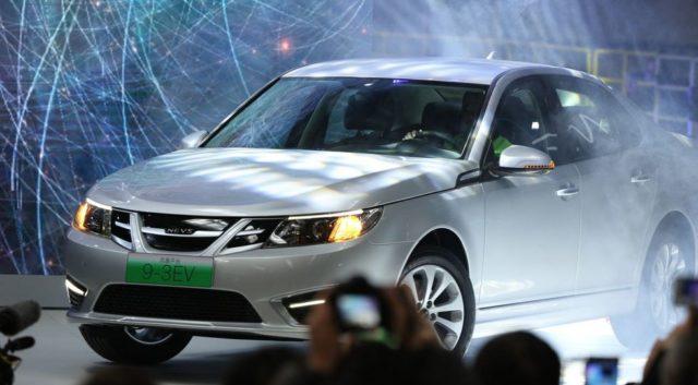 NEVS начинает собирать седан на базе Saab