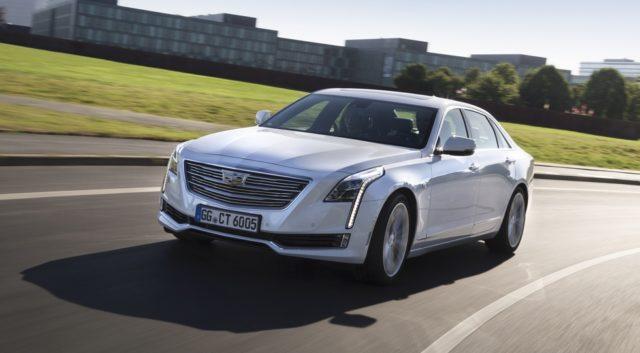 Cadillac CT6 вышел на рынок в РФ