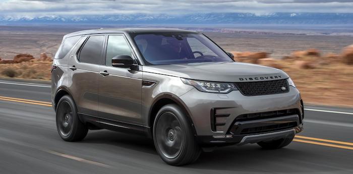 Land Rover готовит для России «бюджетную» версию Discovery