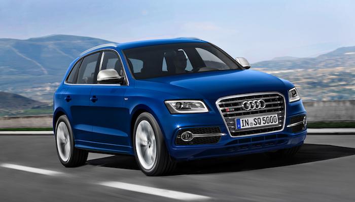 Audi отзывает в РФ более 1800 автомобилей из-за угрозы возгорания