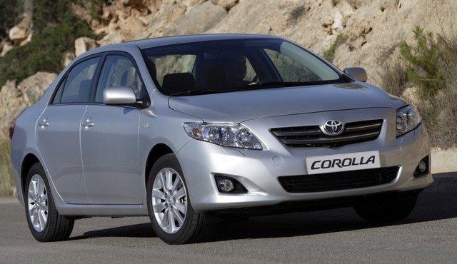 Названы самые популярные японские Б/У автомобили в РФ
