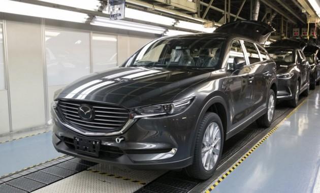Вокруг Mazda CX-8 разыгрался настоящий ажиотаж