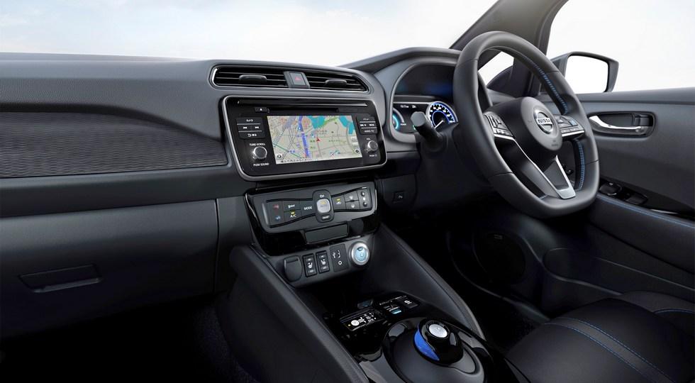 На Nissan Leaf в Европе зафиксирован огромный спрос