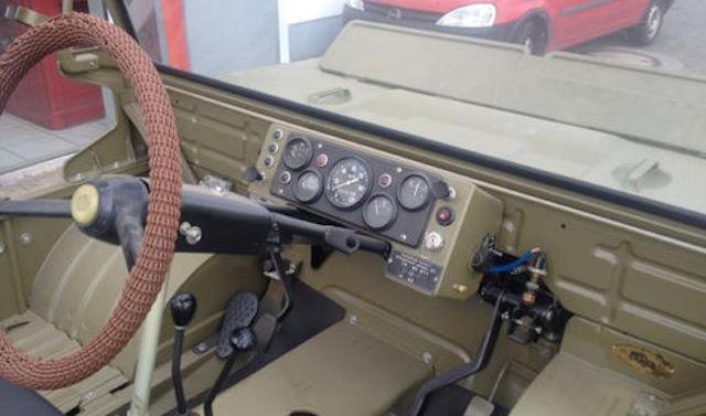 В Германии выставили на продажу уникальный внедорожник ЛуАЗ-967