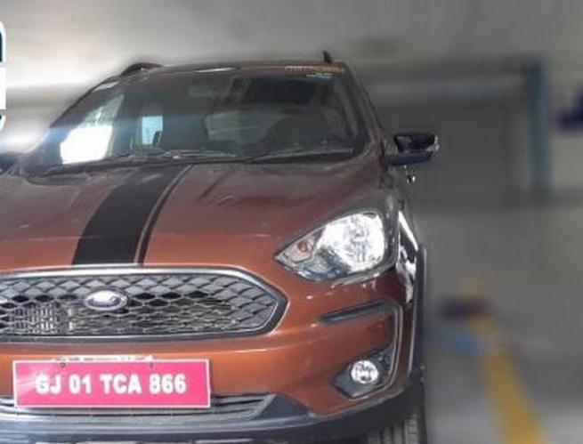 В скором времени состоится премьера Ford Figo