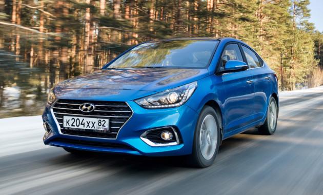 Компания Hyundai подвела итоги уходящего года