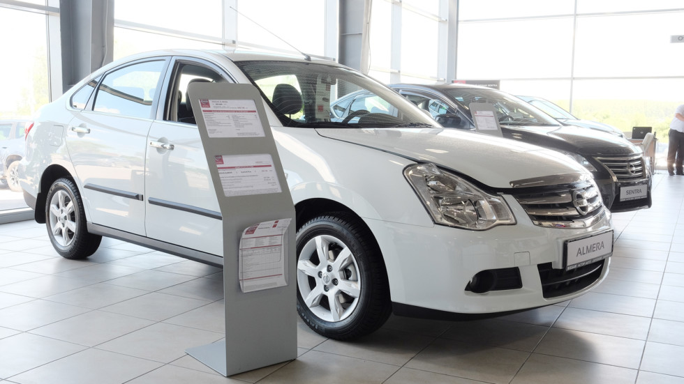 Кредиты на авто в России стали брать чаще