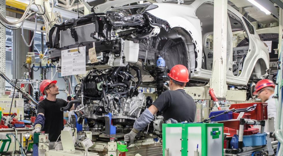 Toyota отмечает свой юбилей в Санкт-Петербурге