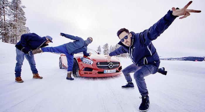 Linkin Park и Mercedes создадут идеальный звук для электрокаров