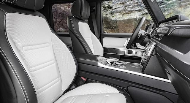 Mercedes-Benz показал, как будет выглядеть салон нового «Гелика»