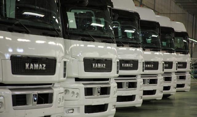 Новый грузовик «КамАЗа» с 12-литровым мотором выйдет в 2019 году