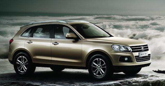 В России подешевел китайский клон Volkswagen Touareq