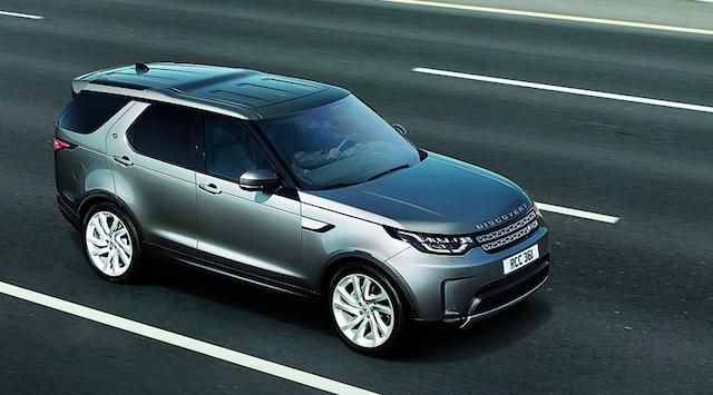 Land Rover Discovery превратился в аналог Lada Largus